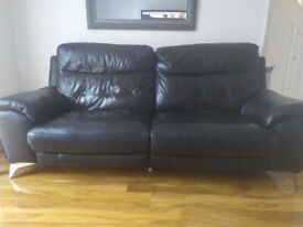 Sofolgy Leather electric recliner
