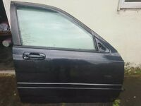 MG ZS 180 / Rover 45 saloon front OS (drivers) door (from 2002 reg)