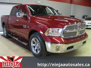 2013 Ram 1500 Laramie Minty With Fresh Michelins