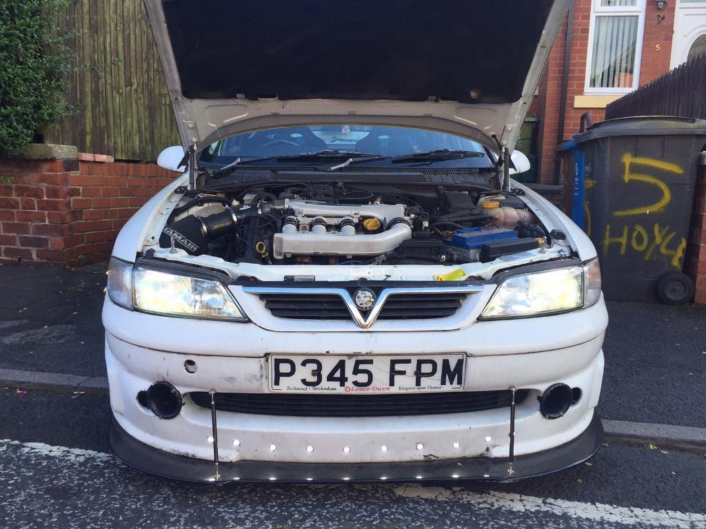 Vauxhall Vectra super touring 221 v6 track car Btcc   ThinkCar