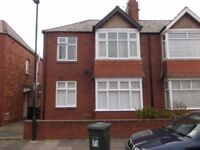 Wallsend, Pleasant 2 bedroomed flat
