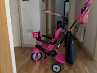 *As good as new * * Excellent condition* Smart trike 4-in-1 safari ride with touch steering