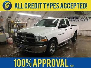 2011 Ram 1500 QUAD CAB*HEMI*4X4*CHROME STEP BARS*POWER WINDOWS L