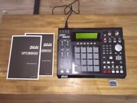 AKAI MPC2500 with 128MB memory expansion