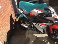 Yamaha Yzf r 125cc 2013