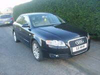 AUDI A 4 2,0 TDI AUTO 06 REG 100K GOOD DRIVER £2295
