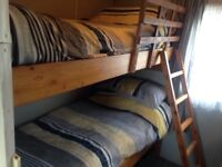 Chalet for holiday hire