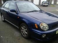 Subaru estate 700 ono swapz considered