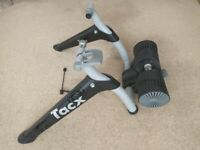 Tacx bushido smart turbo trainer T2780 built in power meter and cadence