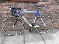 Peugeot Road Racing Bike.