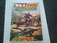 BSA TWIN RESTORATION BY ROY BACON