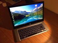 """Acer Aspire R7 laptop 15.6"""" *excellent condition*"""