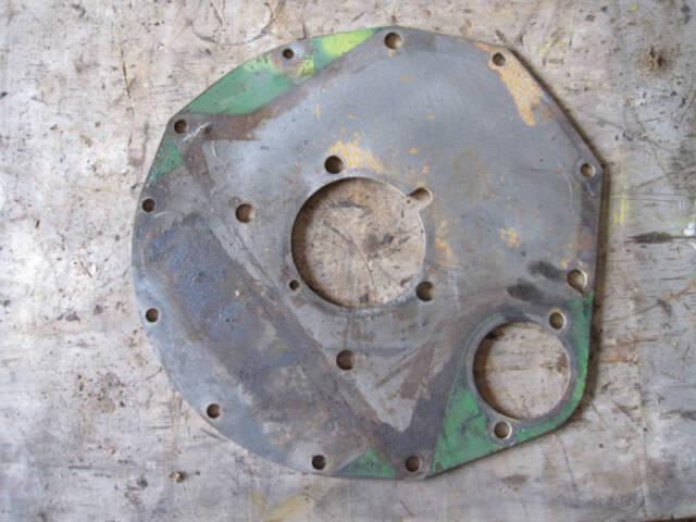 John Deere 1010 Tractor Engine Plate