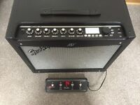 Fender Mustang III (V2) Guitar Amplifier with 4-Button Footswitch