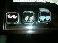 Girls earrings