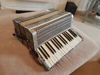 Accordion riosa (piano/keyboard category)