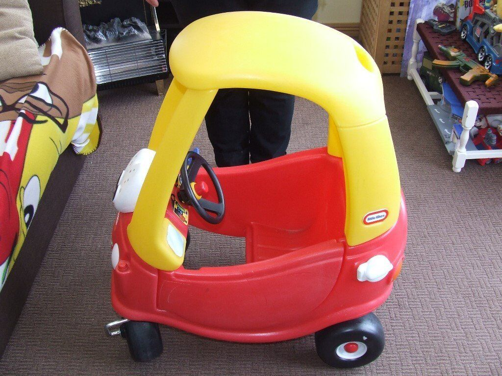 Little tikes childs toy bubble car great condition in for Little tikes motorized vehicles