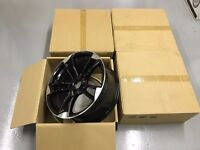 """18"""" AUDI STYLE ALLOYS WHEELS A3 A4 A5 A6 S3 S4 S5 S6 S LINE RS3 RS4 RS5 RS6 RS7 Q3 Q5 GOLF ROTOR"""