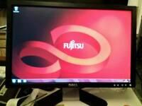 Dell 17in monitor widescreen