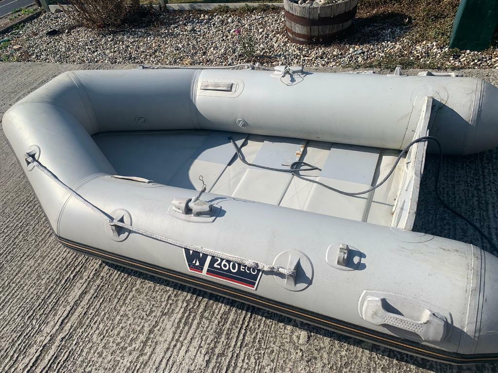 Rib boat with suzuki outboard SWAP bigger boat plus cash? Fishing