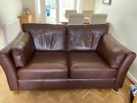 2 x Two Seater Marks & Spencer Couches