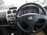 VAUXHALL Agila Design 5 Door Hatchback, 1.2 Petrol, 80,000 miles.