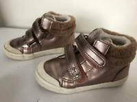 Next baby girl shoes size 5