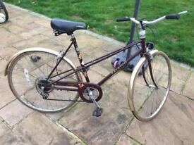 Raleigh Misty vintage ladies bike