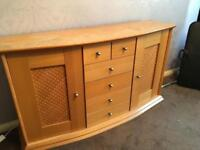 Side board and TV unit