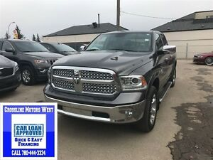 2015 Ram 1500 Laramie Loaded Leather Roof Navi