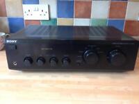 Sony ta-fe230 Stereo Amplifier