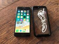 iPhone 6 - silver- 16gb - Unlocked