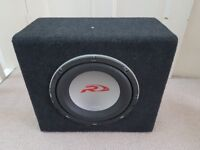 "Alpine 10"" Type R Subwoofer"