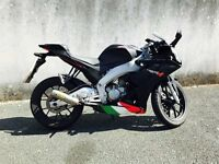 2016 Aprillia RS4 50cc, Great Condition, Low Mileage, Arrow Exhaust, Well Manitained,1 Owner, FSH