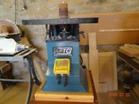 APTC Oscillating spindle sander