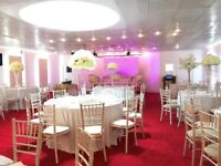 Crik Hall Venue for Hire - Weddings, Engagements, Mehndi Party, Birthdays & All Occasions