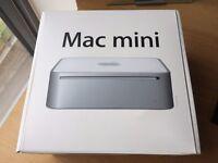 Mac Mini with Bluetooth keyboard/mouse
