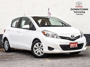 2014 Toyota Yaris LE | BLUETOOTH | 1 OWNER