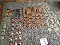 Joblot 100 Packs of brand new sealed Energizer AAA batteries