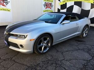 2014 Chevrolet Camaro 2LT, Automatic, Leather, Convertible, Only