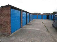 Large Lock Up Garage to Rent