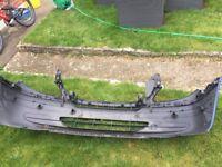 Mercedes Vito 639 facelift bumper