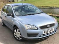 2005 Ford focus 1.6 Lx (new shape)