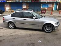 BMW 320D 150BHP 2004 low milage car