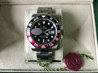 Swiss Rolex GMT-Master Coke Automatic Watch
