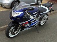 Suzuki GSXR 600 K£