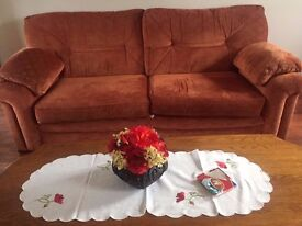 Pristine condition English Sofa for sale!!! RRP of £3500! You wont be disappointed!