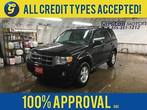 2011 Ford Escape MICROSOFT SYNC*PHONE CONNECT*4 BRAND NEW GOODYE