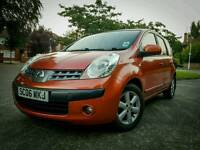 Nissan note 1.4 se petrol full service history