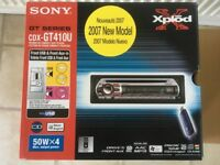 Sony Car cd player/Radio GT410